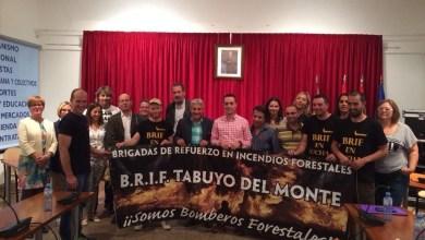 Photo of Reconocimiento a las brigadas de refuerzo en incendios forestales en Benavente