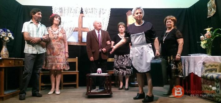 Grupo de teatro SENDEROS - tvbenavente - 02