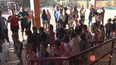 Photo of Fotografías de la vuelta al cole 2015 en el colegio Las Eras de Benavente