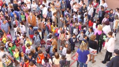 Photo of El colegio virgen de la vega realizó en la jornada de ayer un acto de bienvenida para sus alumnos