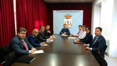 Photo of El alcalde de Benavente se reúne con las entidades financieras locales