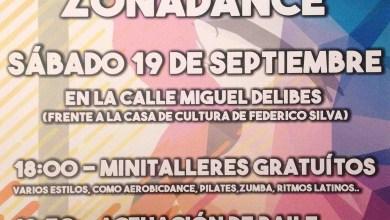 Photo of Actuación de danza en las fiestas del barrio de Federico Silva