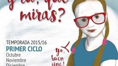 Photo of Cartelera del ciclo de otoño 2015/16 de Cine Club Fetiche