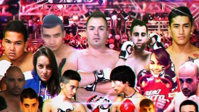 "Photo of Evento de combates en Benavente ""Máximo Xtreme Fight"""