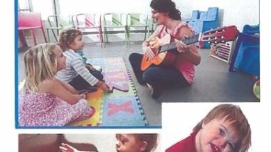 Photo of El ayuntamiento organiza un taller de musicoterapia en el centro cívico