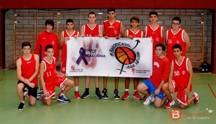 Benavente Club Baloncesto - violencia de genero - 3