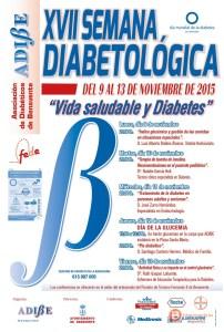 XVII Semana Diabetológica