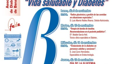 Photo of XVII Semana Diabetológica en Benavente