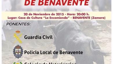 """Photo of Charla-coloquio """"Protocolos de Seguridad en la Carrera del Toro Enmaromado"""""""