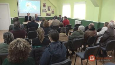 Photo of El delegado provincial de la Junta de Castilla y León apoya la labor del Centro Asprosub de Benavente