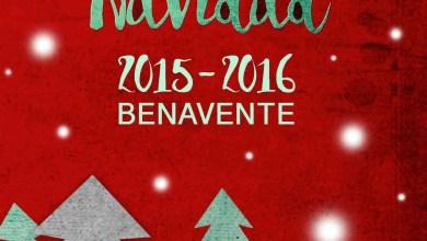 Photo of Programación de actividades Navidad 2015 – Benavente