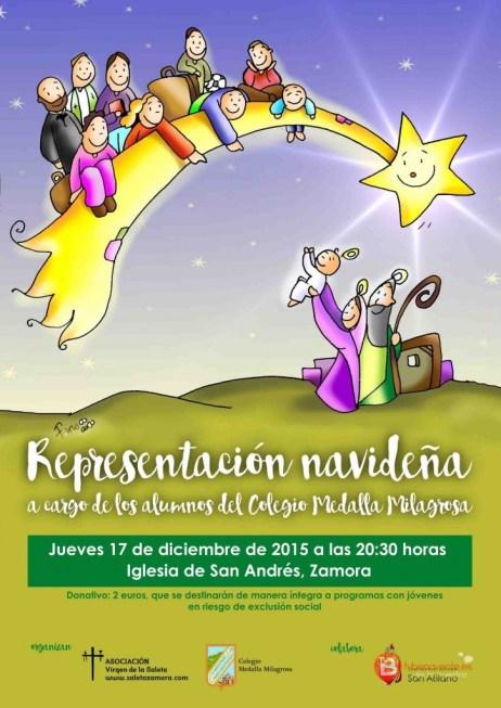 cartel pastorada infantil 2015_zamora-tvbenavente
