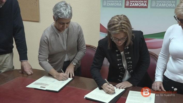 firma diputación alzheimer Benavente