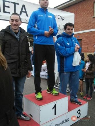 Atletismo Benavente - PODIUM ANGEL-ROALES