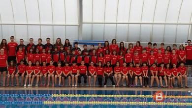 Photo of La natación benaventana se exhibe en todas sus categorías