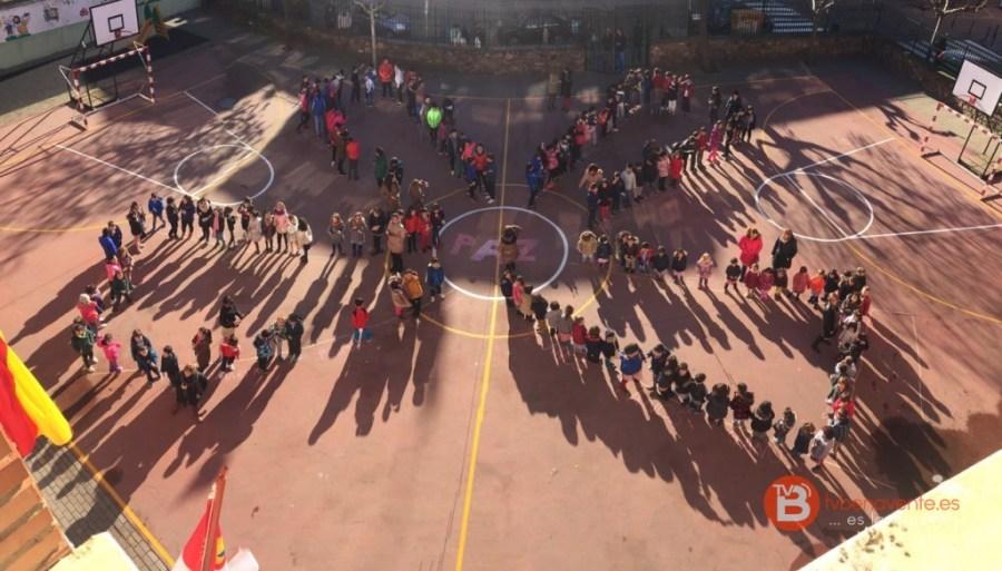 DIA DE LA PAZ 2016 - Colegio Las Eras - Benavente