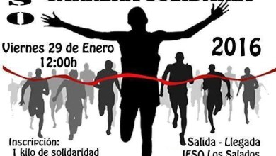 Photo of I Carrera Solidaria I.E.S.O. Los Salados