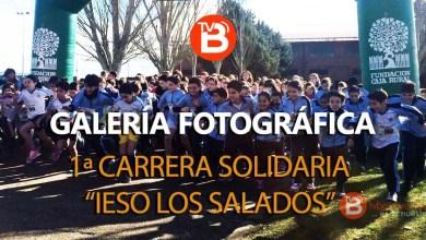 """Photo of GALERÍA FOTOGRÁFICA – I Carrera Solidaria """"IESO Los Salados"""""""