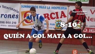 Photo of Festival de goles en La Bañeza con victoria final del cadete A.H Carbajo Donado