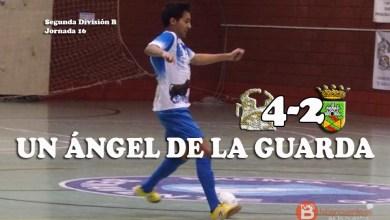Photo of El Vilken Mañanes gana un partido muy raro ante un Guardo muy aplicado