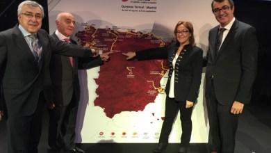 Photo of Zamora acogerá una llegada y una salida de la Vuelta Ciclista a España 2016