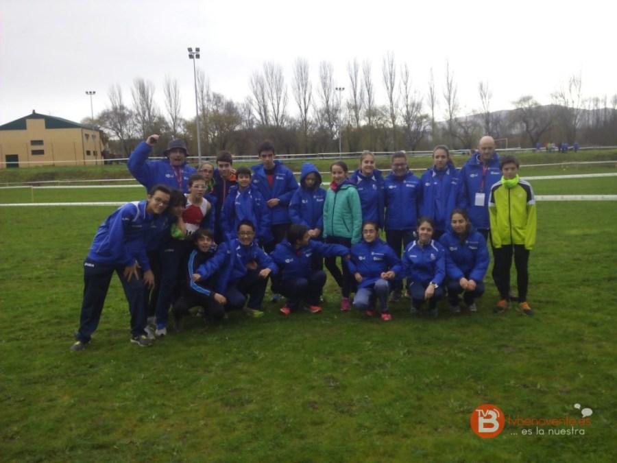 BTE ATMO-BEMBIBRE-D.E. 2016 - Benavente Atletismo