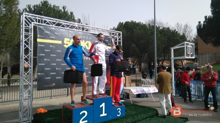 PODIUM ANGEL - MADRID - tvbenavente