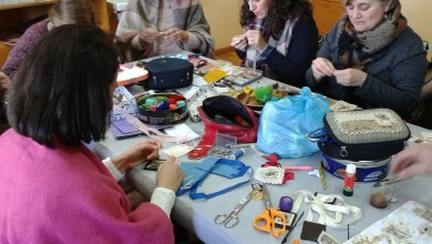 Photo of Nuevo taller de elaboración de escapularios, detentes y amuletos