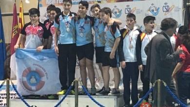 Photo of El Salvamento Benavente establece dos records nacionales y se clasifica en tercer lugar en el XXX Campeonato de España de invierno 2016
