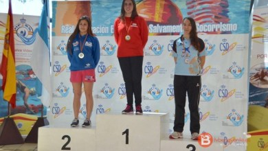 Photo of Carolina Ganado consigue dos bronces en el cto. de España de Salvamento y Socorrismo