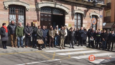 Photo of Rechazo y condena a los atentados de Bruselas en Benavente