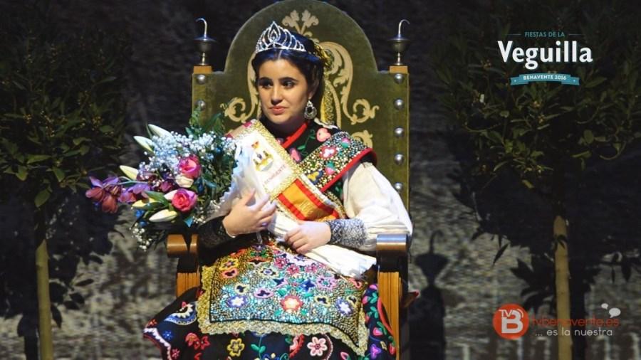 Andrea Zamora Regueras (Reina de la Juventud de Benavente 2016)