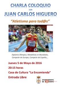 Charla JC Higuero