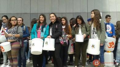 Photo of Alumnos del IES Los Sauces asisten al Primer Encuentro de Batukada en Valladolid