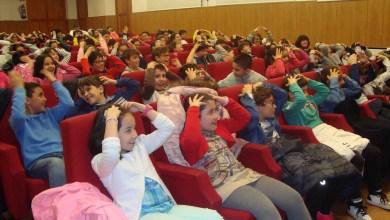 """Photo of Animación a la lectura con """"Pinceladas de Oro"""" en el Colegio Las Eras"""