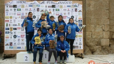 Photo of Muchos pódiums este fin de semana para el Benavente Atletismo