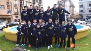 Racing Club Benavente - Campeones Intantiles 2016 - Benavente 01