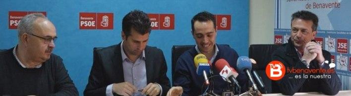 Cortes-PSOE-Benavente