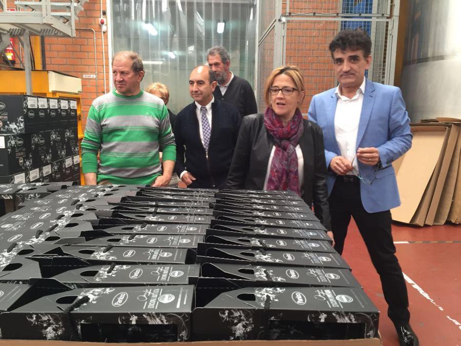 Destilerías Panizo - Diputacion de zamora 2016