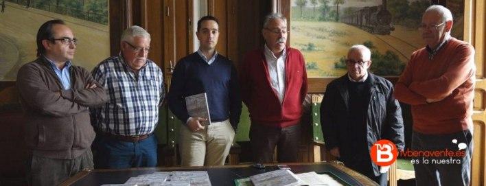 Presentacion-libro- manuscritos-cofradia del carmen benavente