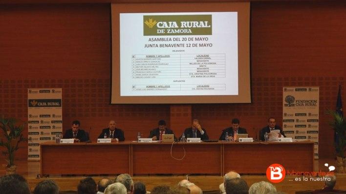 junta delegados caja rural zamora