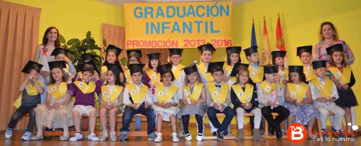 Graduacion Infantil - Virgen de la Vega - TV BENAVENTE - 03