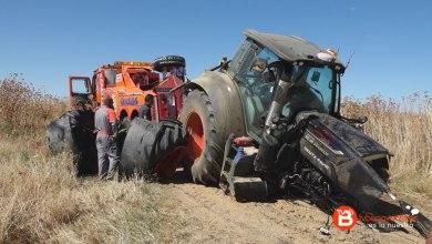 Photo of GALERÍA FOTOGRÁFICA: Accidente con 13 heridos en Fuentes de Ropel
