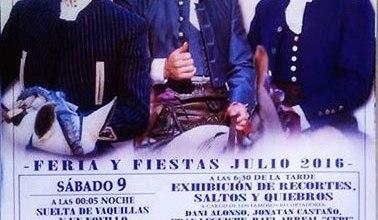 Photo of Exhibición de cortes, saltos y quiebros en San Cristóbal de Entreviñas