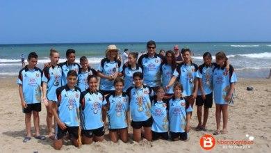 Photo of El Club Salvamento Benavente consigue 3 títulos, 3 récords y 17 medallas en el Campeonato de España