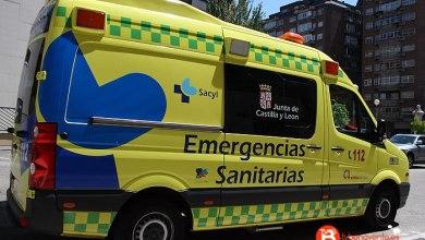 Photo of Dos heridos al volcar un camión en la A-52 a la altura de Mombuey (Zamora)