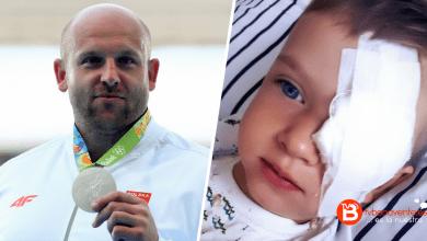 Photo of Subasta la medalla que ganó en Río para ayudar a un niño con cáncer