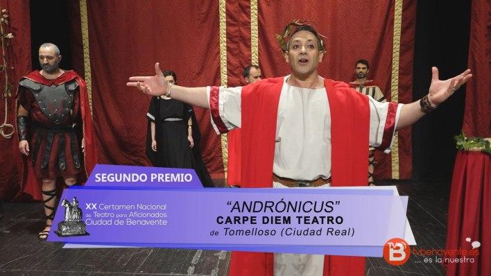 segundo-premio-certamen-de-teatro-aficionado-benavente-2016