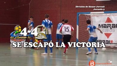 Photo of El Albense F.S chocó contra el Ferretería La Fuente