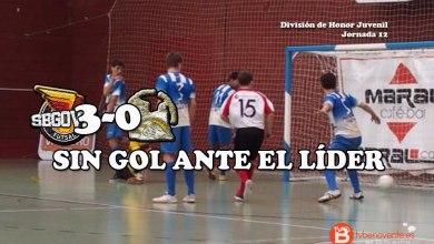 Photo of El Segovia Futsal fue mucho líder para el Ferretería